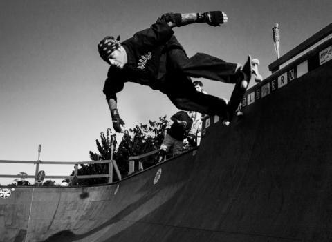 Musician / Skateboarder, Joe Wood