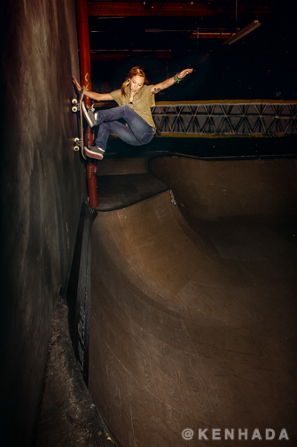 Julz Lynn Sector 9 warehouse The Bread Bowl
