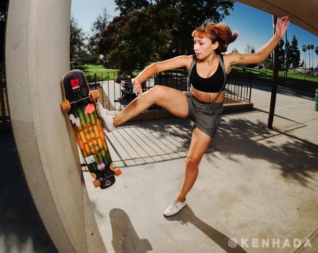 The evolution of skateboarding